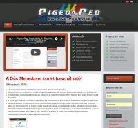 pigeonped.com